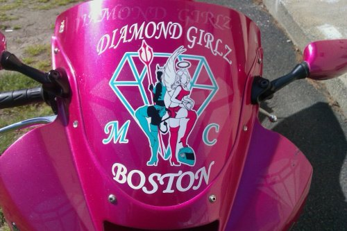 Diamond Girlz MC, Boston