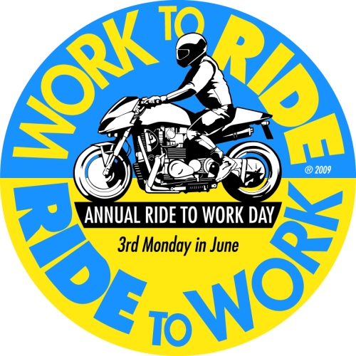 June 17, 2013 Ride to Work Day